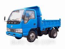 奔马牌BM2810D型自卸低速货车