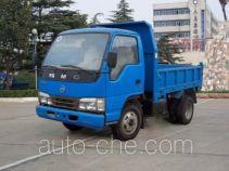 奔马牌BM2810D-2型自卸低速货车