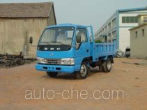 奔马牌BM2810D1型自卸低速货车
