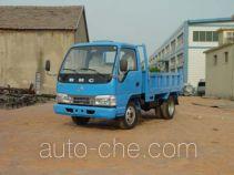 奔马牌BM2810D2型自卸低速货车