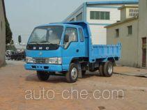 奔马牌BM2810PD型自卸低速货车