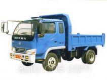 奔马牌BM2815PD-1型自卸低速货车