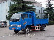 奔马牌BM2815PD-12型自卸低速货车