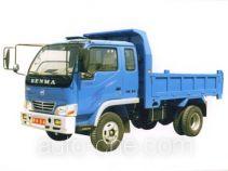 奔马牌BM2815PD型自卸低速货车