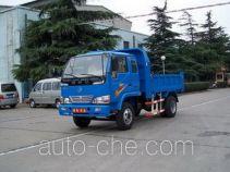 奔马牌BM2815PD2型自卸低速货车