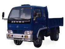 奔马牌BM4010PD型自卸低速货车