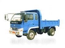 奔马牌BM4015PD型自卸低速货车