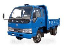 奔马牌BM4015PD1型自卸低速货车