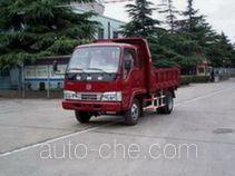 奔马牌BM4015PD12型自卸低速货车