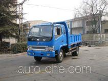 奔马牌BM4020PDF3D型自卸低速货车