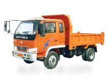 奔马牌BM5820PD型自卸低速货车