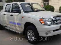 ZX Auto dual-fuel pickup truck