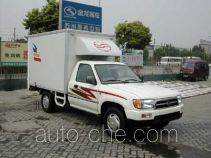 ZX Auto BQ5020XYDY2A box van truck