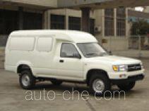 ZX Auto BQ5020XYJ6A1 box van truck