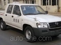 ZX Auto BQ5021XLHY2A-G4 driver training vehicle