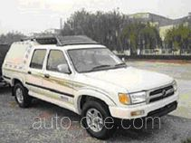 ZX Auto BQ5022XXYN6 box van truck
