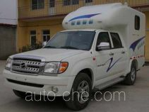 ZX Auto BQ5023XTX communication vehicle