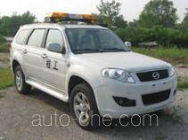 ZX Auto BQ5025XGCG3 engineering works vehicle