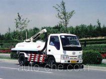 亚洁牌BQJ5040GXEC型吸粪车
