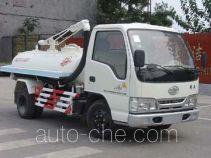亚洁牌BQJ5041GXEC型吸粪车