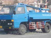 亚洁牌BQJ5043GXE型吸粪车