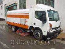 Yajie BQJ5050TSLZ street sweeper truck