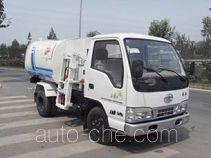 亚洁牌BQJ5050ZZZ型自装卸式垃圾车