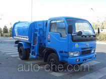 亚洁牌BQJ5050ZZZE型自装卸式垃圾车