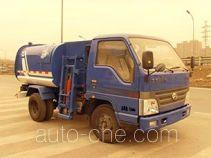 亚洁牌BQJ5050ZZZQ型自装卸式垃圾车