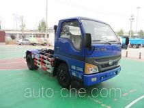 Yajie BQJ5051ZXXQ detachable body garbage truck