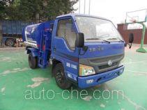 亚洁牌BQJ5051ZZZQ型自装卸式垃圾车