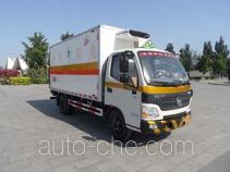 Yajie BQJ5060XYY medical waste truck