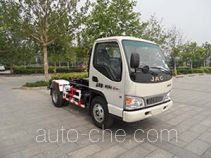 Yajie BQJ5060ZXXH detachable body garbage truck