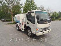 亚洁牌BQJ5060ZZZH型自装卸式垃圾车