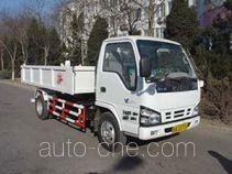 Yajie BQJ5070ZLJN dump garbage truck