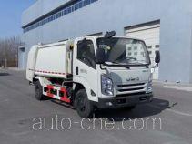 亚洁牌BQJ5070ZYSE5型压缩式垃圾车