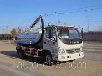 Yajie BQJ5080GXEBC suction truck