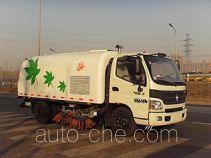 亚洁牌BQJ5080TSL型扫路车