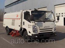 Yajie BQJ5080TSLE5 street sweeper truck