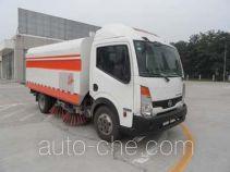 Yajie BQJ5080TSLZ street sweeper truck