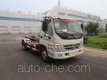 Yajie BQJ5080ZXXBC detachable body garbage truck