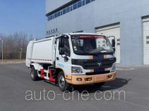 Yajie BQJ5080ZYSE5 garbage compactor truck