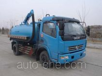 Yajie BQJ5081GXEE suction truck
