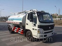 Yajie BQJ5090GXEB suction truck