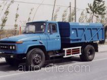 Yajie dump covered garbage truck