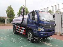 Yajie BQJ5100GXEB suction truck