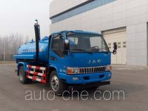 Yajie BQJ5100GXEE5 suction truck