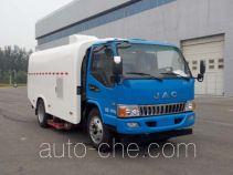 亚洁牌BQJ5100TXCE5型吸尘车