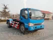 Yajie BQJ5100ZXXH detachable body garbage truck