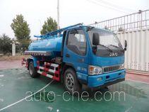 Yajie BQJ5101GQXH sewer flusher truck